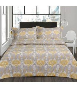Lauren Taylor Odda 3 Piece Micro=Fiber Comforter Set