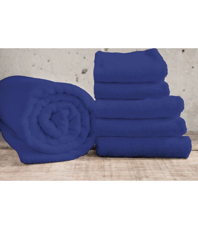 Sandra Venditti Bamboo Blend 6 Piece Terry Towel Set
