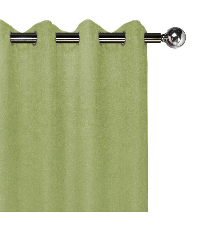 Maison Condelle Ivana Foam Back Grommet Window Panel