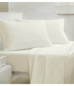200 Thread Count Cotton Blend Solid Color Pillow Shams