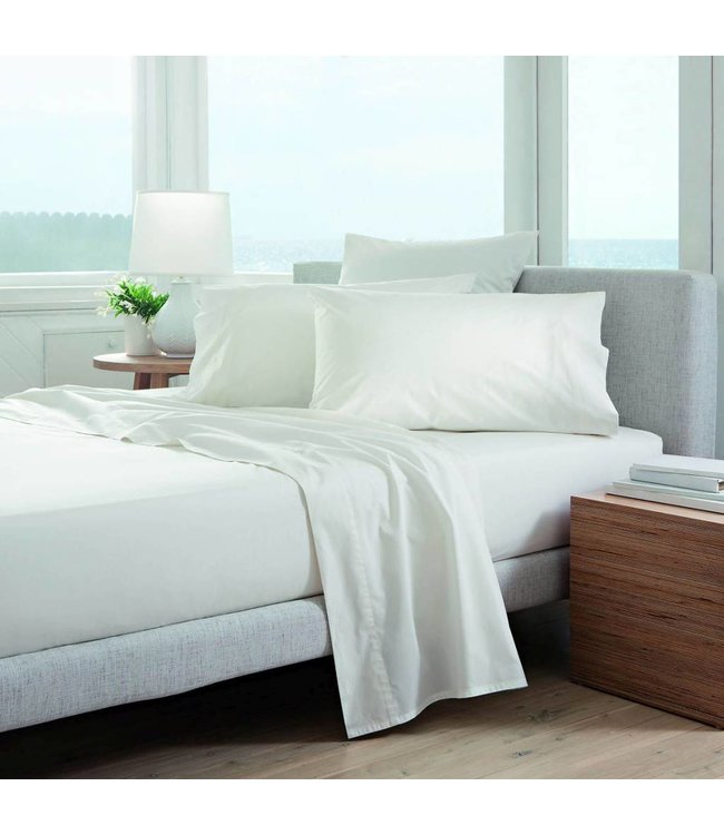 200 Thread Count Cotton Blend Zippered Duvet Covers