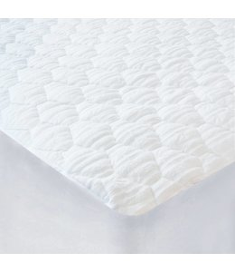 W - Home Bamboo Jacquard mattress Pads