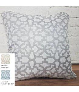 Lauren Taylor Alena Jacquard Toss Cushions