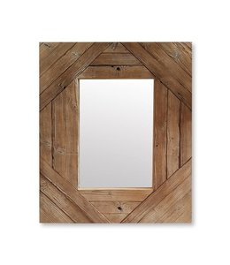 Lauren Taylor Wood Framed Mirror