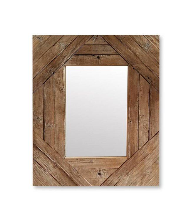 Lauren Taylor Wood Framed Mirror