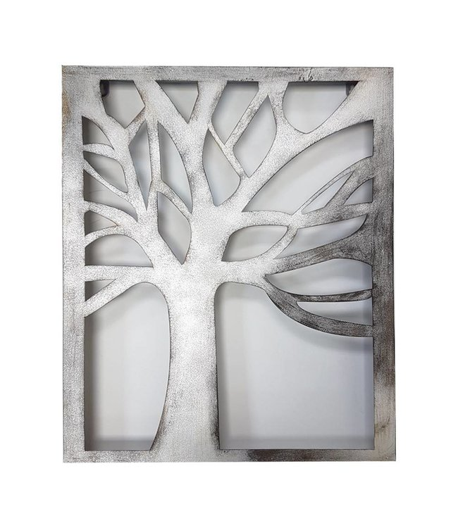 Metal Tree Wall Beddington's Bed And Bath Oxford Mills Home Wall Art