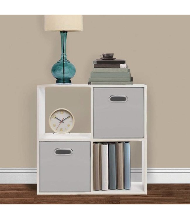 Lauren Taylor Four Cube Storage  Unit