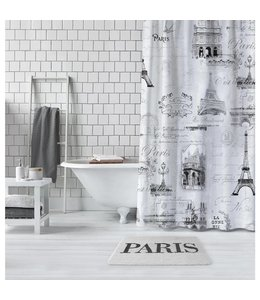 Lauren Taylor Paris White Bath Mat