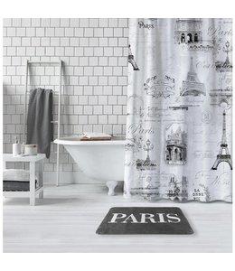 Lauren Taylor Paris Grey Bath Mat