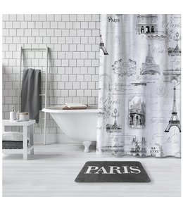 Lauren Taylor Paris Fabric Shower Curtain