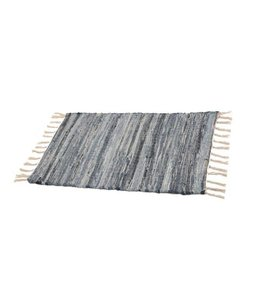Adrien Lewis Denim Scatter Accent Rug
