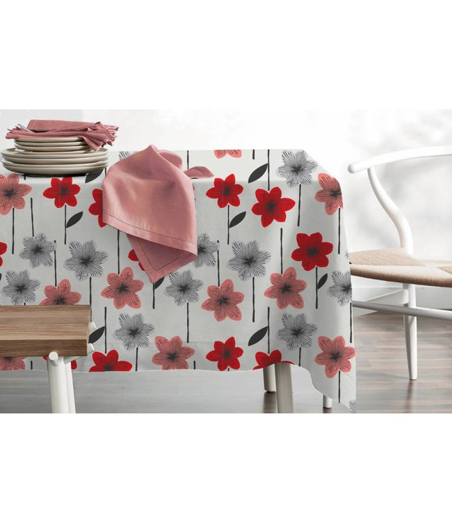 Adrien Lewis Nia Fabric Tablecloth