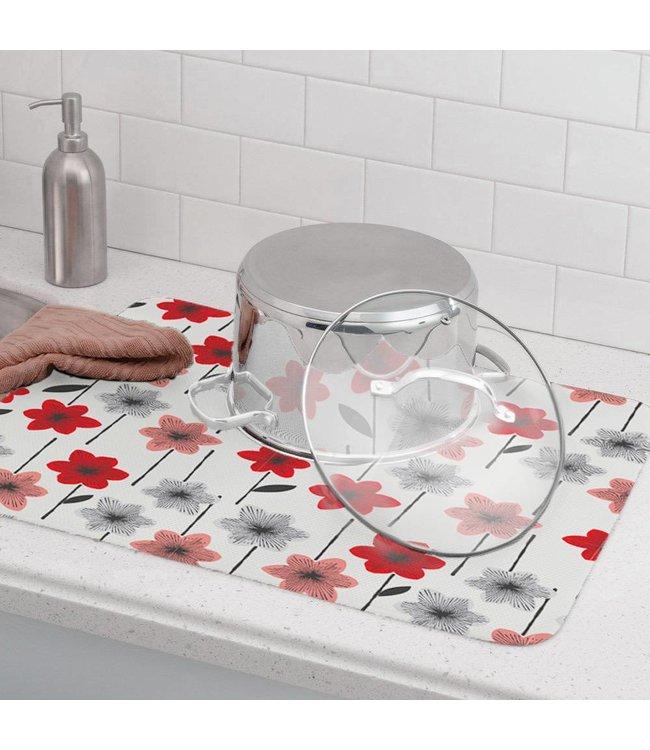 Adrien Lewis Nia Dish Drying Mat