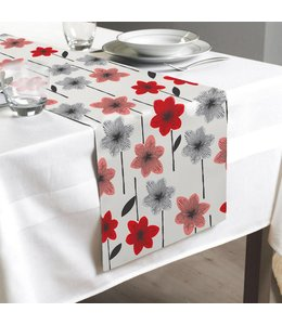 "Adrien Lewis Nia Fabric Table Runner - 13"" x 72"""