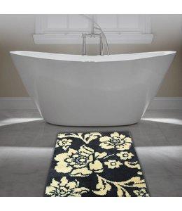 Adrien Lewis Vintage Floral Bath Mat