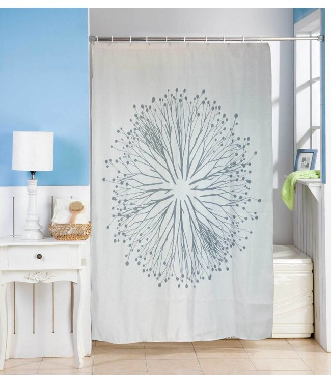 Studio 707 Delilah Shower Curtain and Hook Set