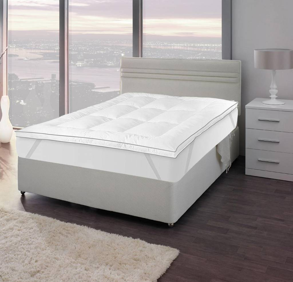 Mattress toppers beddingtons bed and bathoxford mills home studio 707 vitality mattress topper solutioingenieria Image collections