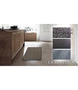 Lauren Taylor Anti-Fatigue Kitchen Mats