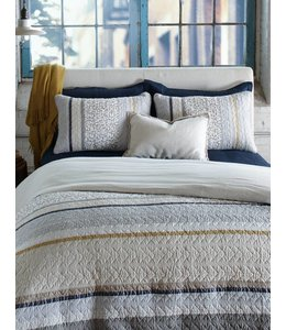 Brunelli Riccardo quilted fashion bedding