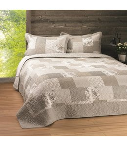 Brunelli Claudia Patchwork Quilt Collection
