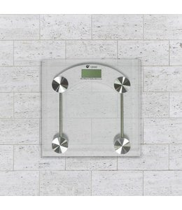 Adrien Lewis Digital Glass Personal Bathroom Scale