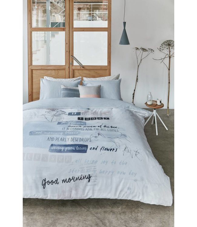 Brunelli Blooming Day Cotton Duvet Cover Sets