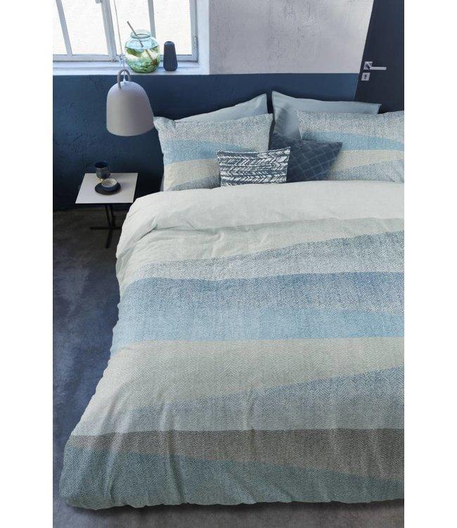 Brunelli Flag Cotton Duvet Cover and Pillow Sham Set