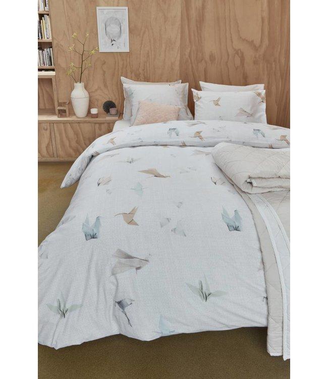 Brunelli Origami Pastel Duvet Cover & Pillow Sham Set