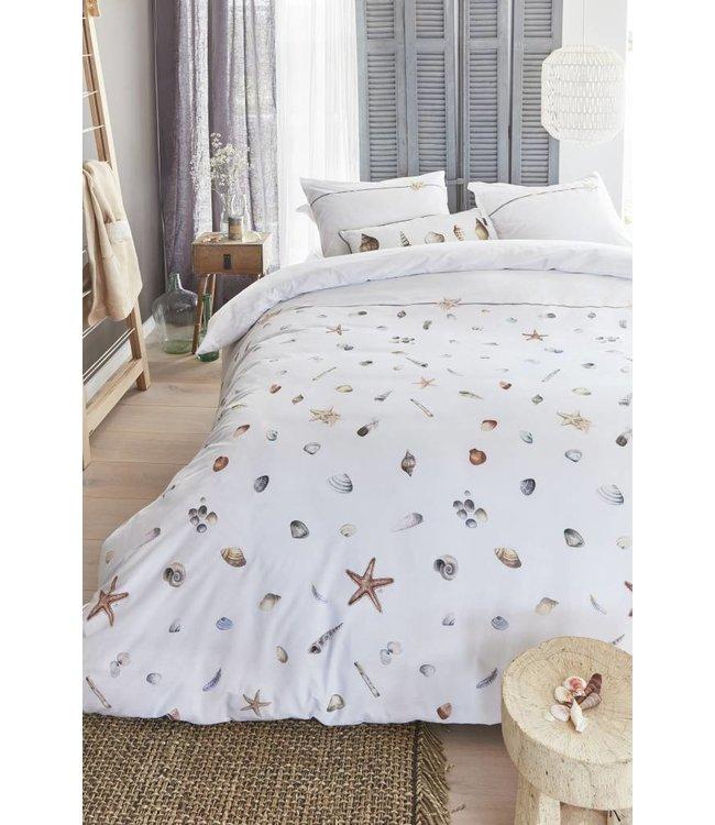 Brunelli Sea Side Cotton Duvet  Cover & Pillow Sham Sets
