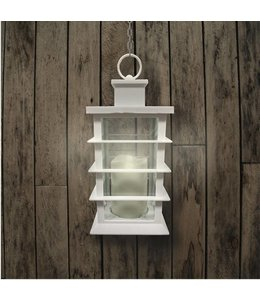 Lauren Taylor Smokeless LED Candle Lantern