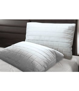 W-Home 200 TC Triple Cotton Surround Pillow with Micro Gel Core