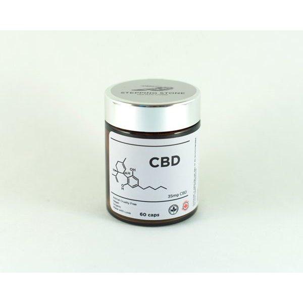 Hemp CBD Capsules, 30