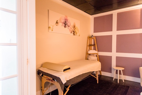 Registered Massage Therapist Treatment Room