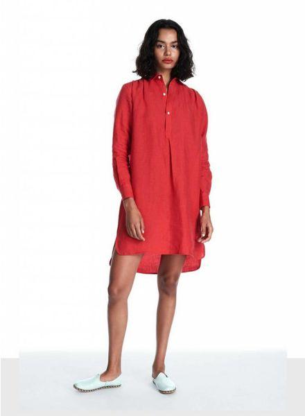Linen French Dress