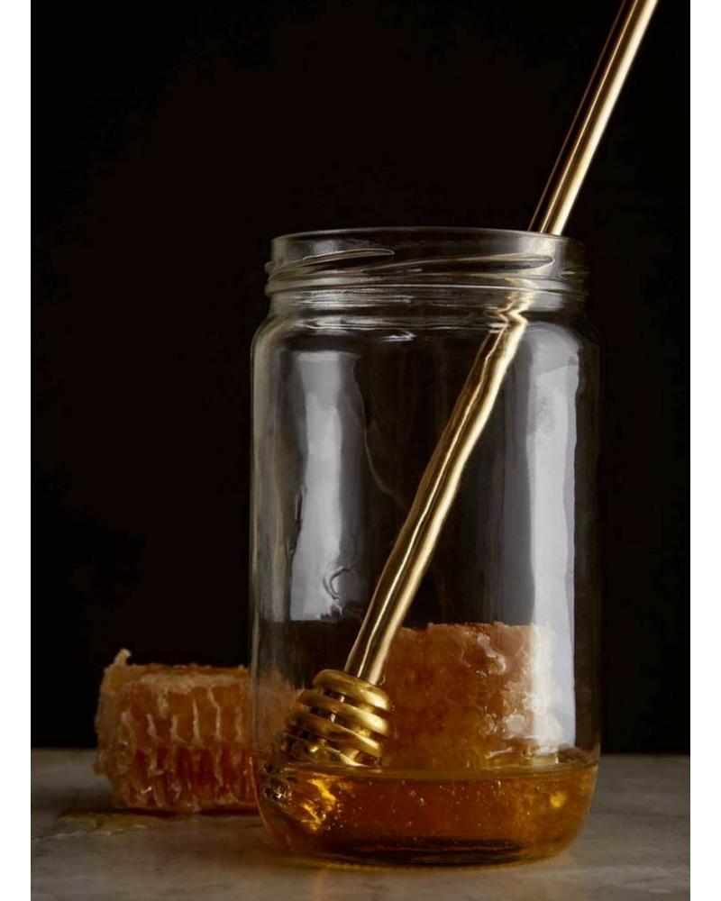 Brass Honey Dipper