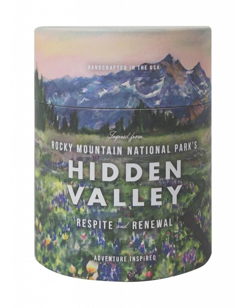 National Parks Candle