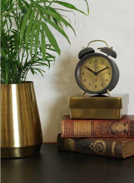 Newgate Charlie Bell Alarm Clock