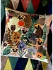 Christian Lacroix for DG Herborhysteria Mulitcolore Pillow