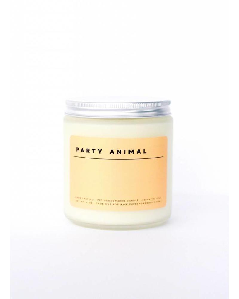 True Hue Deodorizing Candles for Pets