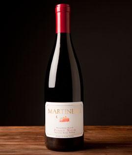 Martinelli Moonshine Ranch Pinot Noir 2014