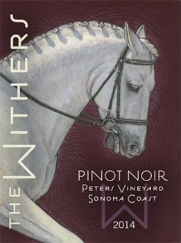The Withers Peters Vineyard Pinot Noir 2014