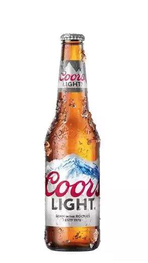 Coors Light (6pk 12oz bottles)