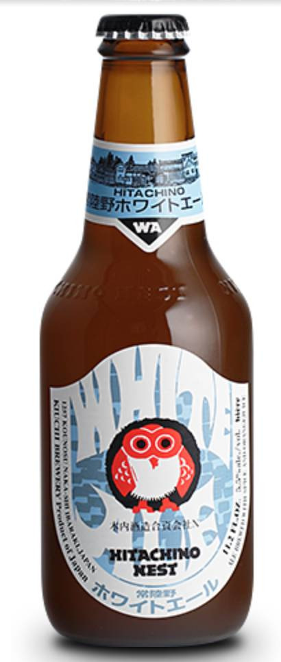 Hitachino Nest White Ale  (24oz)