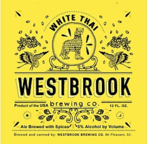 Westbrook White Thai (6pk 12oz cans)
