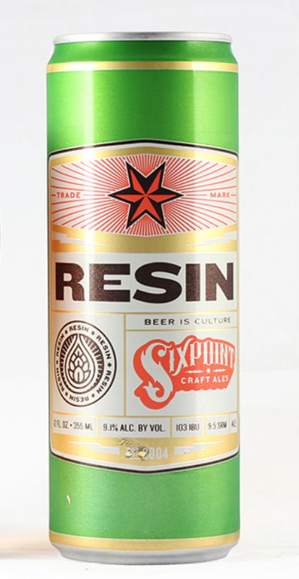 Sixpoint Resin (6pk 12oz cans)