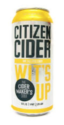 Citizen Wits Up (4pk 16oz cans)