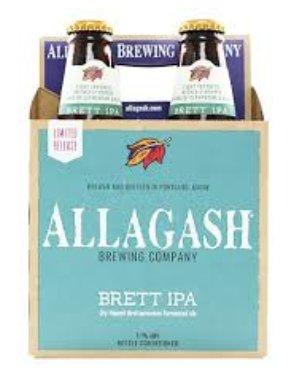 Allagash Brett IPA (4pk 12oz bottles)