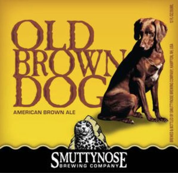 Smuttynose Old Brown Dog (6pack 12oz bottles)