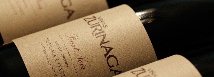 Vinas Zurinaga Pinot Noir 2013