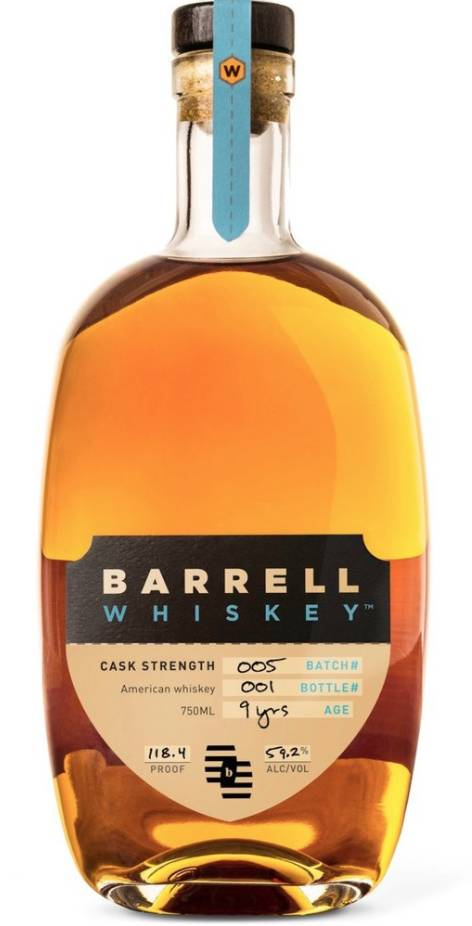 Barrell Whiskey 005